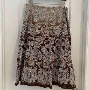 Liz Claiborne Women's Lined Skirt (12) EUC